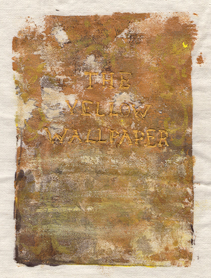 Erin D Coleman Serrano Art The Yellow Wallpaper Prints