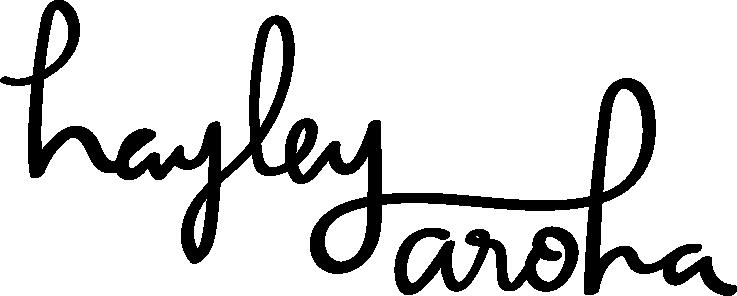 Hayley Aroha