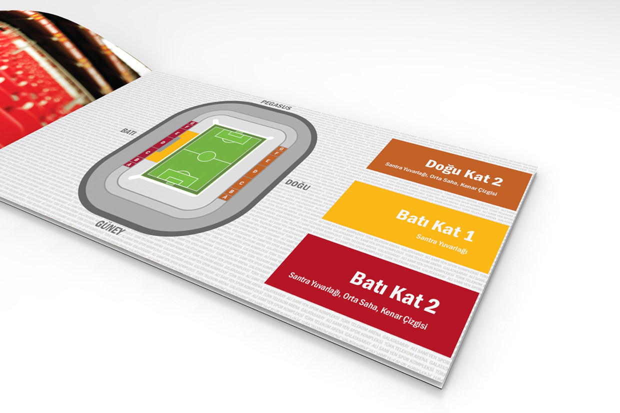 FIRM ISTANBUL, BRAND STORIES - GALATASARAY VIP Campaign