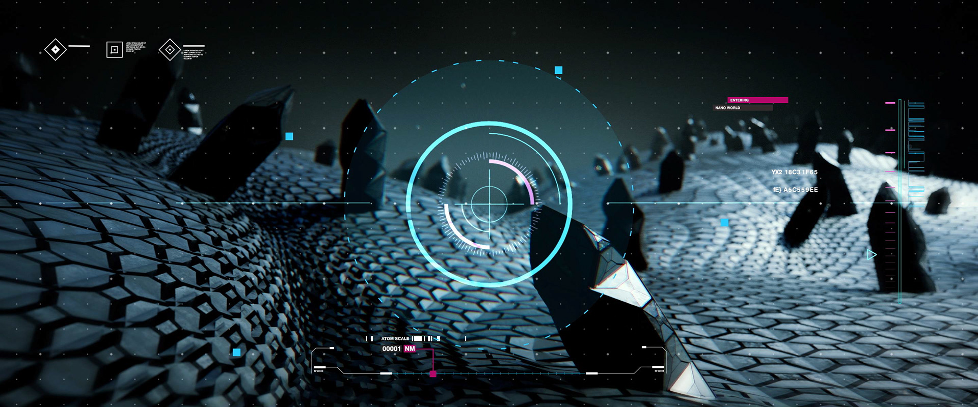 Simon Graham - Future of technology installation film