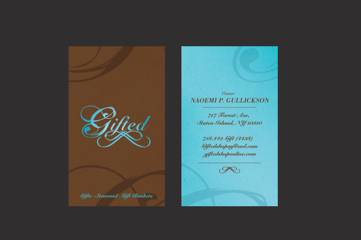Julie Verardi - Business Cards, Brochures, Flyers, & Web Sites