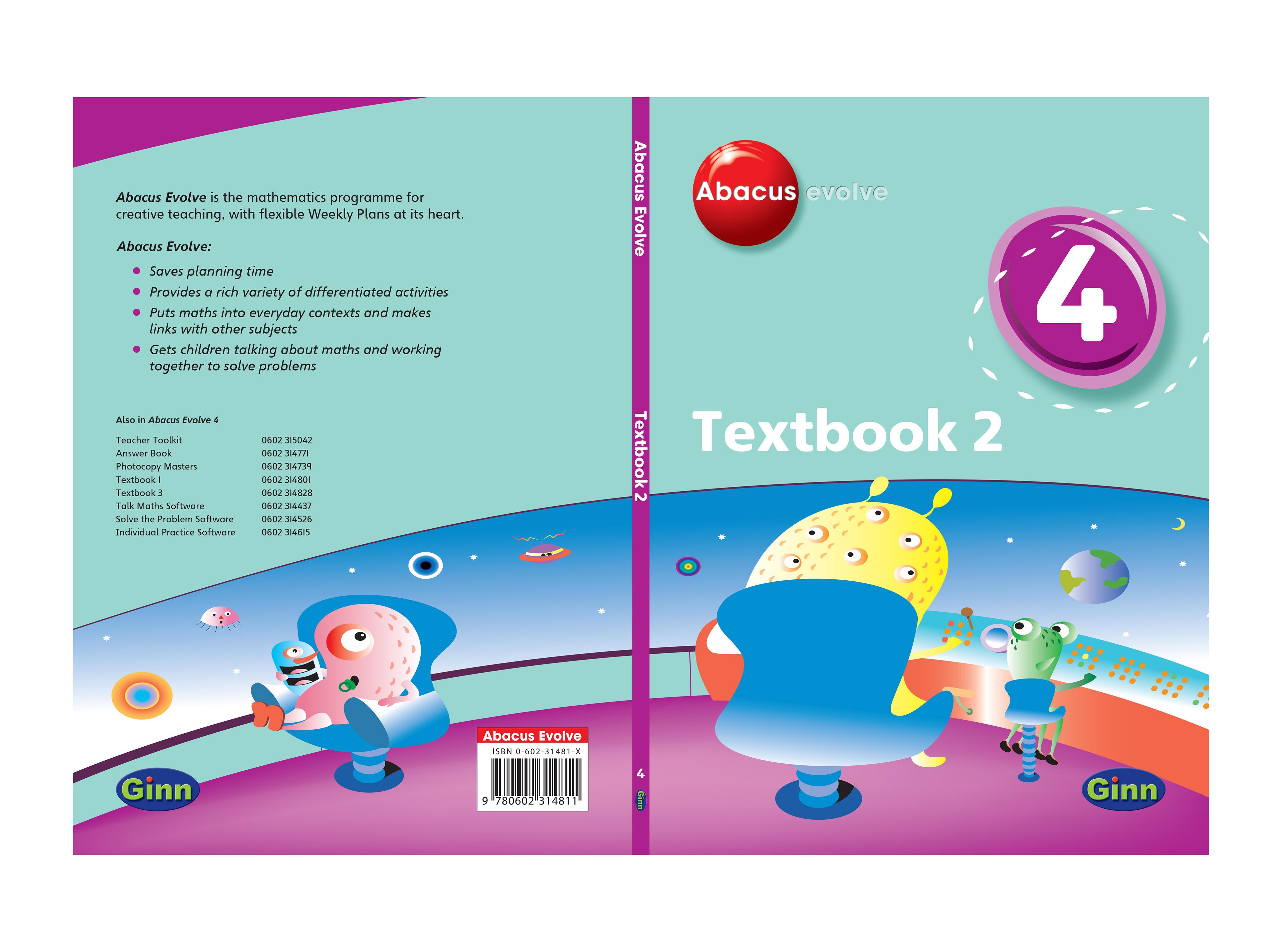 Children Education Book Cover : Per josé karlén ginn abacus evolve book covers