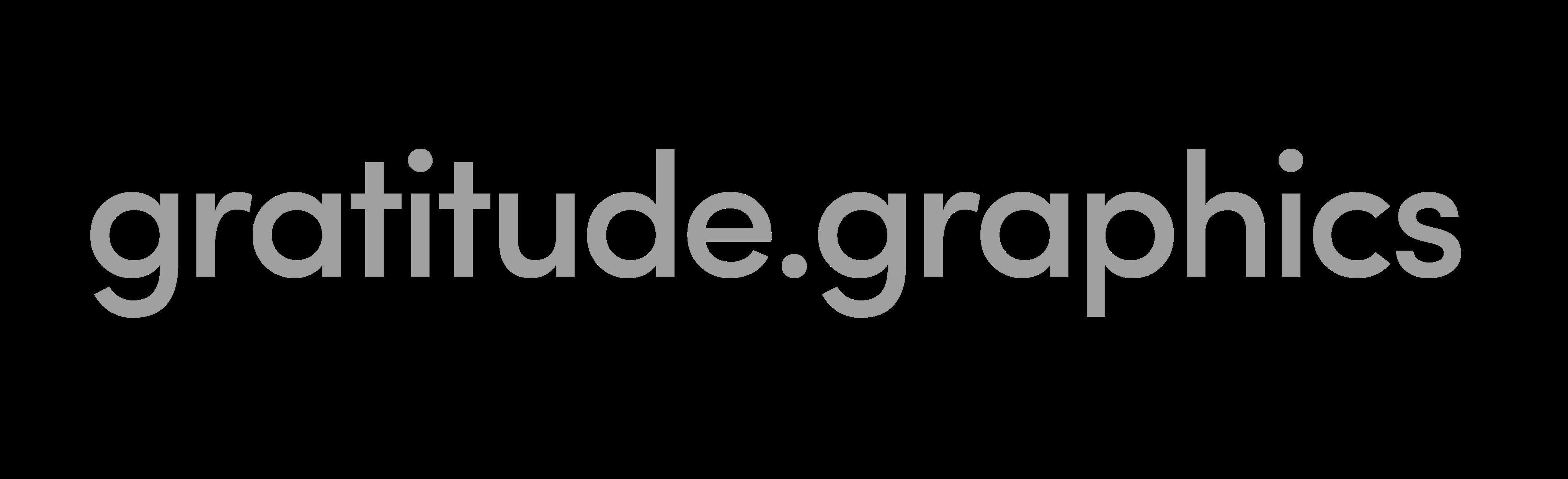 gratitude graphics