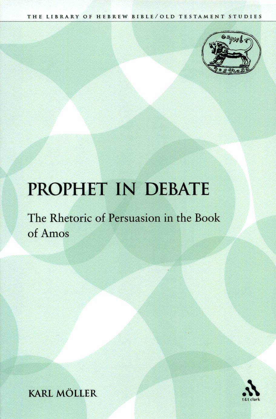 Karl Möller A Prophet In Debate