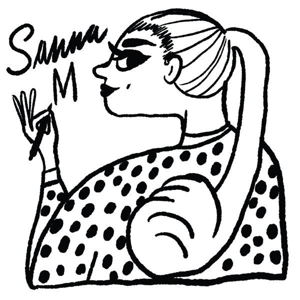 Sanna Mander