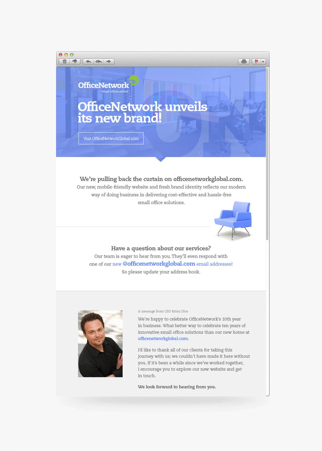 holland freund design office network global