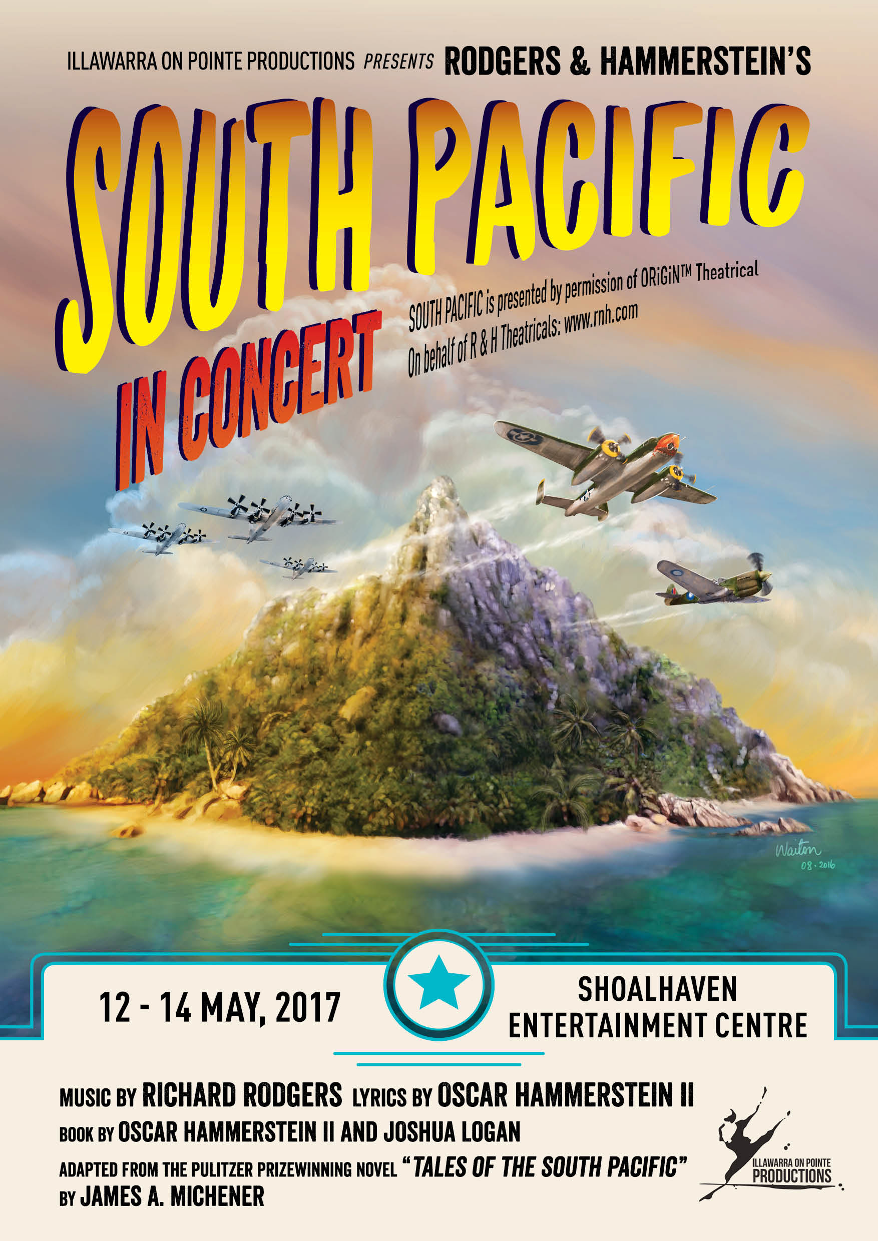 Waiton Fong South Pacific In Concert - Tales of the south pacific
