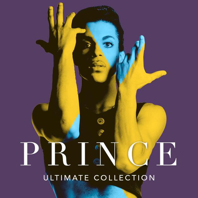 Nicholas Workman Prince Album Cover