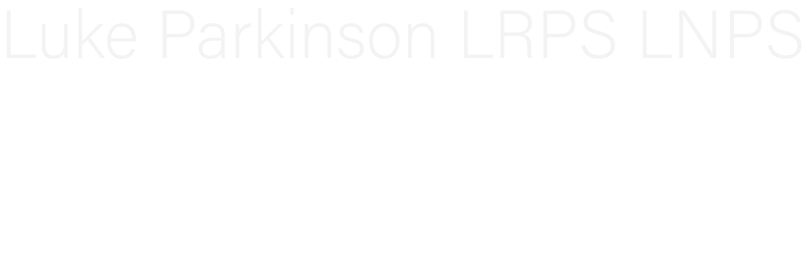 Luke Parkinson