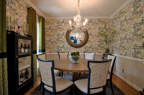One Of A Kind Find And Design Somersby Dining Room
