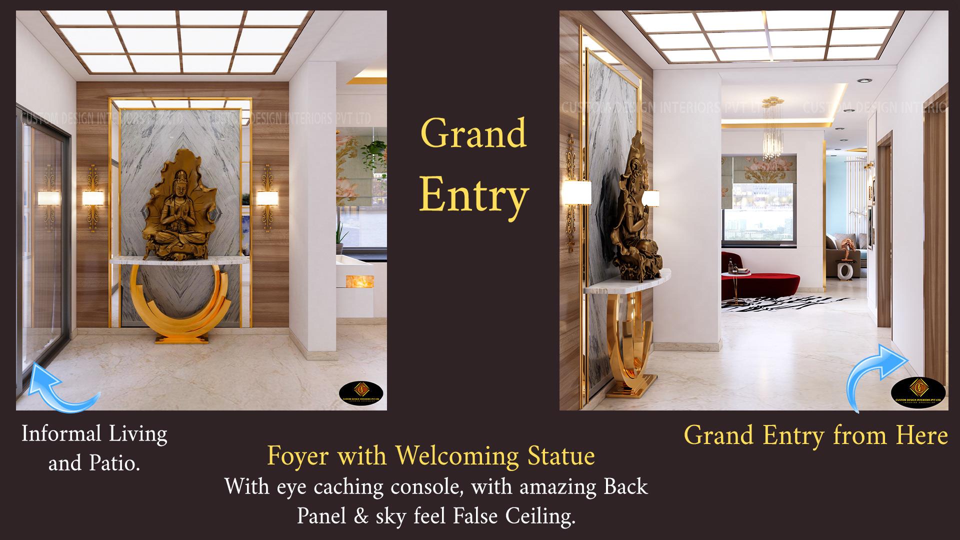 Custom Design Interiors Pvt Ltd Mr Tarun Ganguli S Latest Modern 2 Bhk Flat Howrah