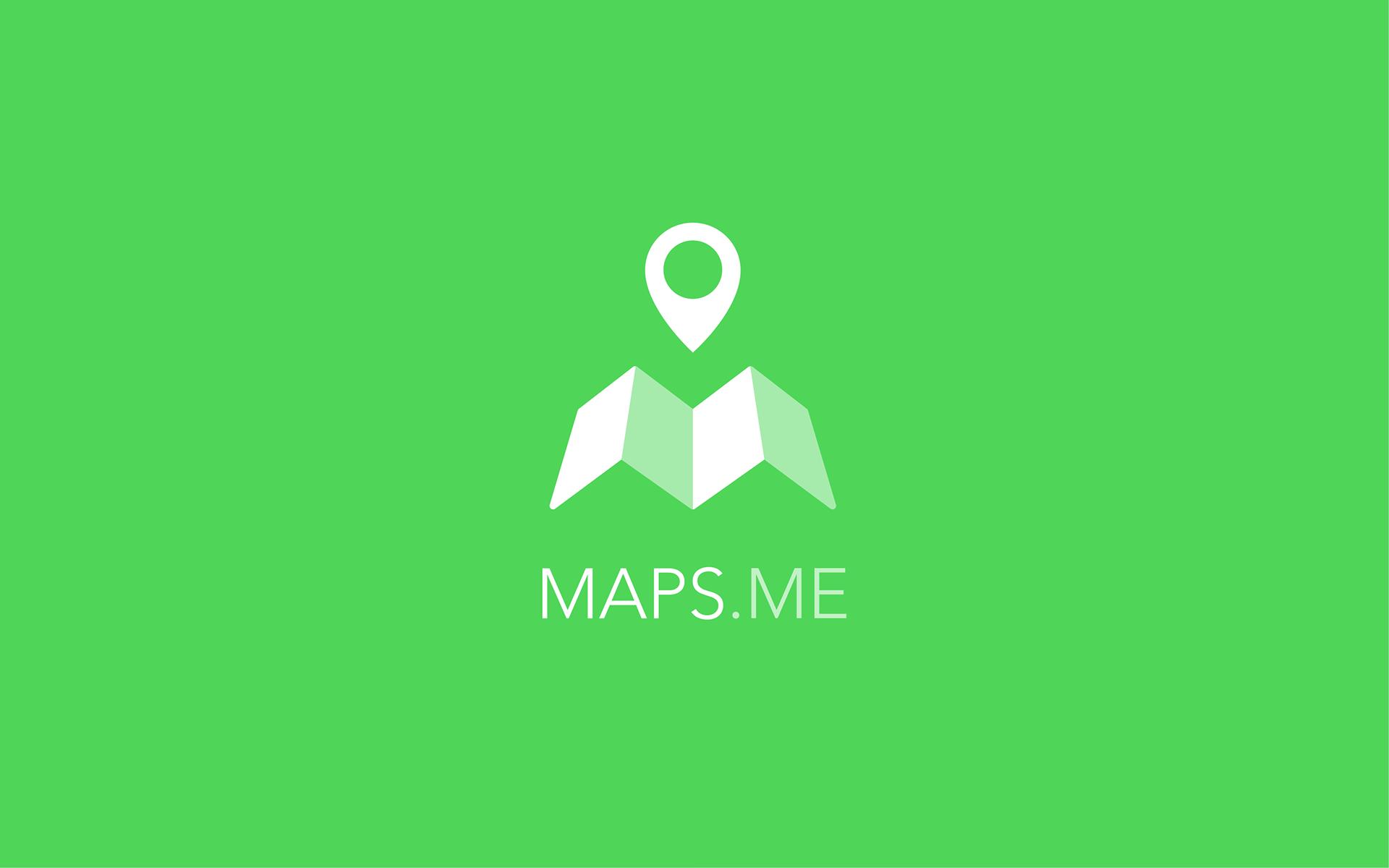 Maria Babak Product Designer Maps Me Logo App Icon Concept
