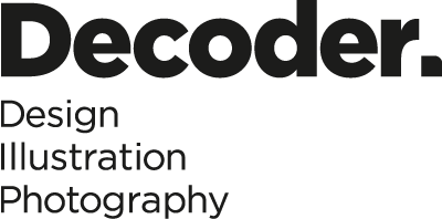 Decoder: Design, Illustration and Photography.