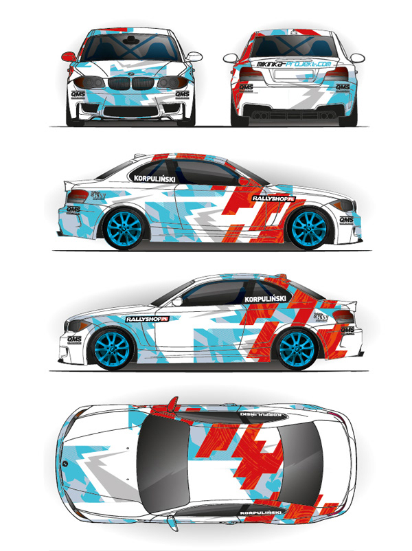 Top Car Designs >> driftwell.com - Livery Graphics