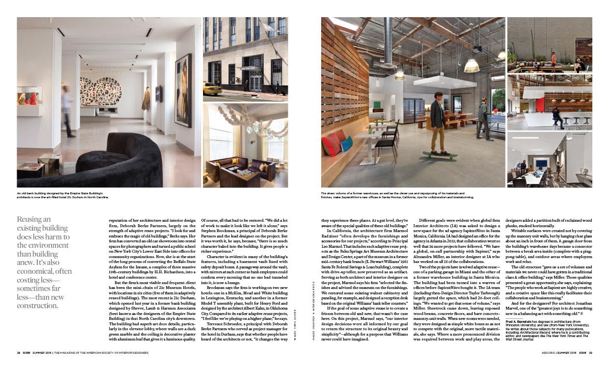 Kelly Read Lyon Icon Magazine