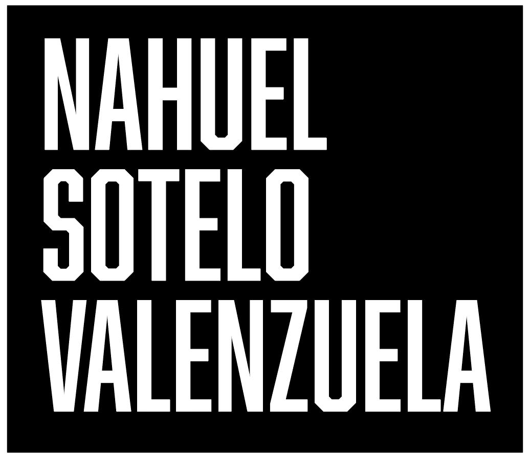 Nahuel Sotelo Valenzuela - Diseñador Gráfico