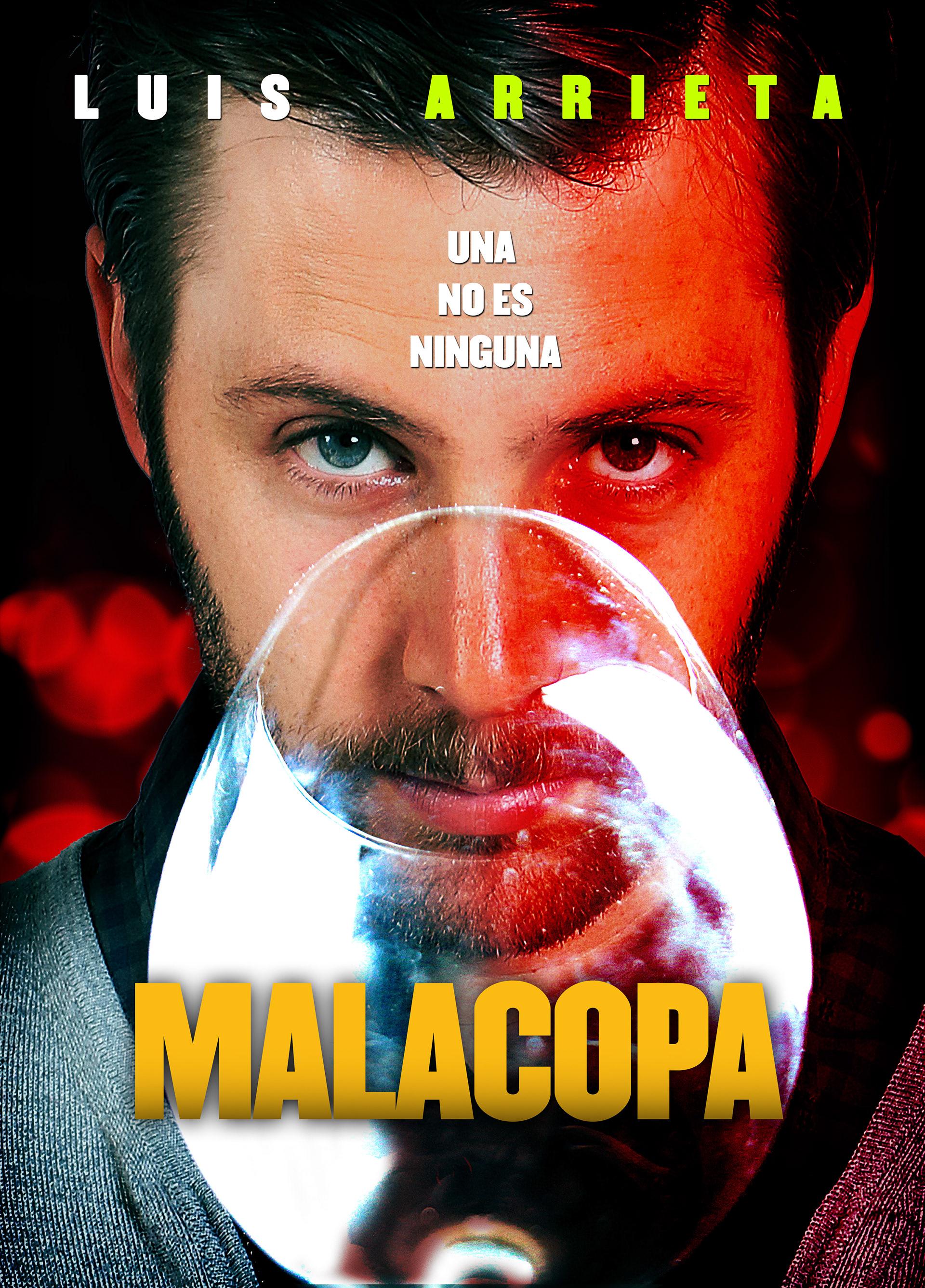 Póster oficial Malacopa