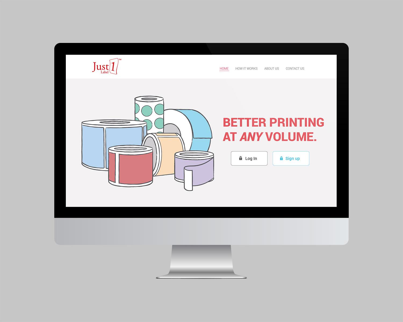 Grace Mattei - J1L Homepage Web Design