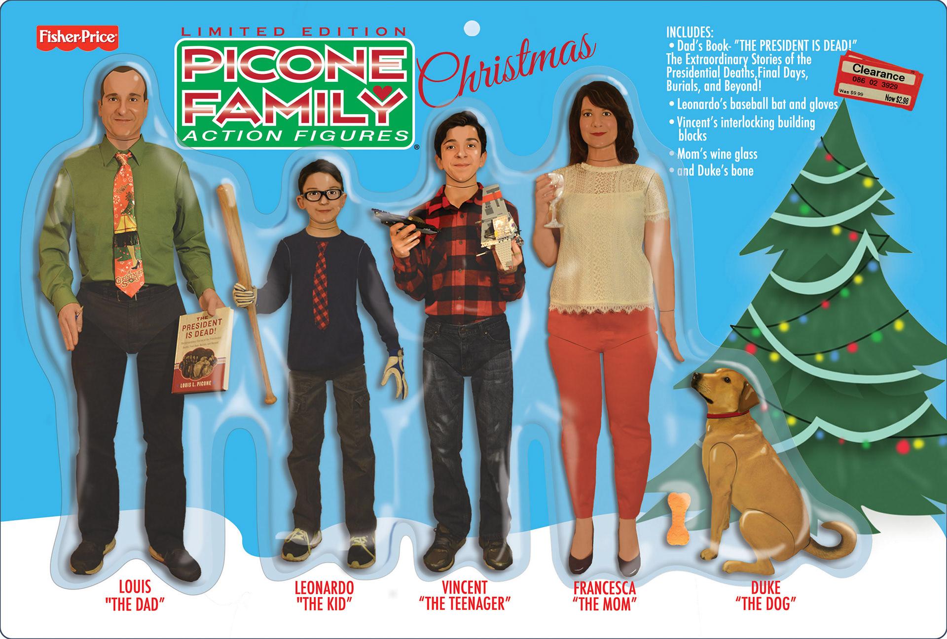 Francesca Picone - Creative Christmas Cards