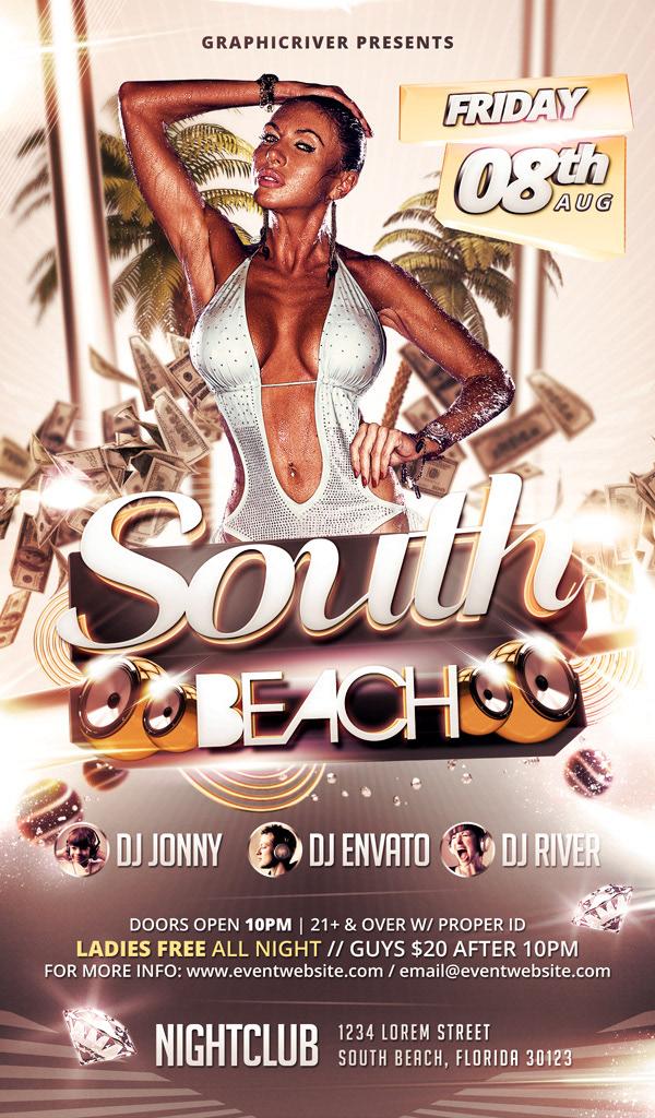 Designfathoms South Beach Gogo