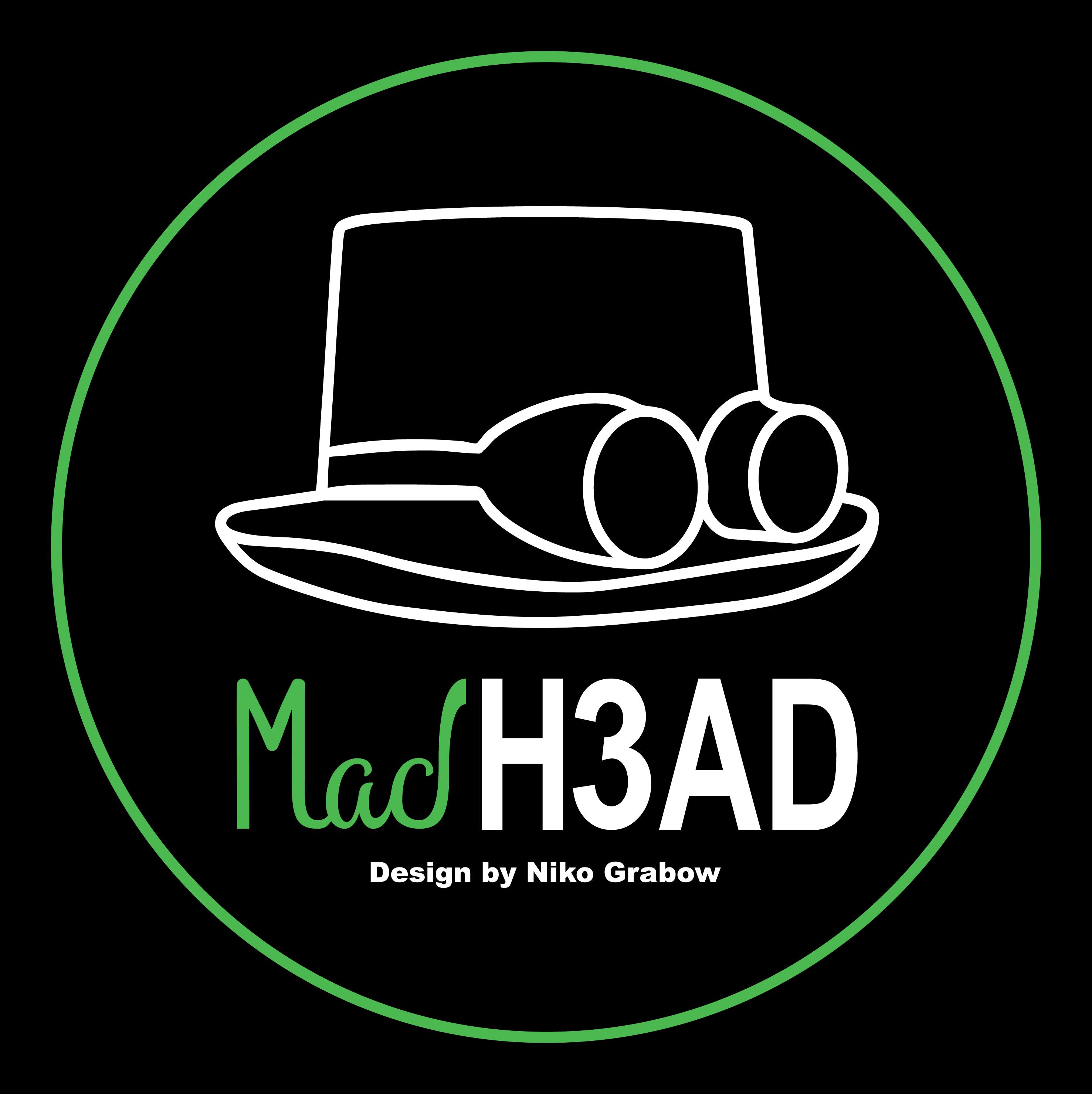 MadH3AD logo