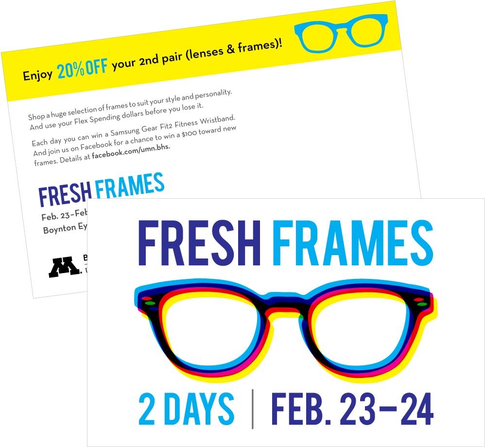 Amy Westberg | Graphic Design - Frame Showcase