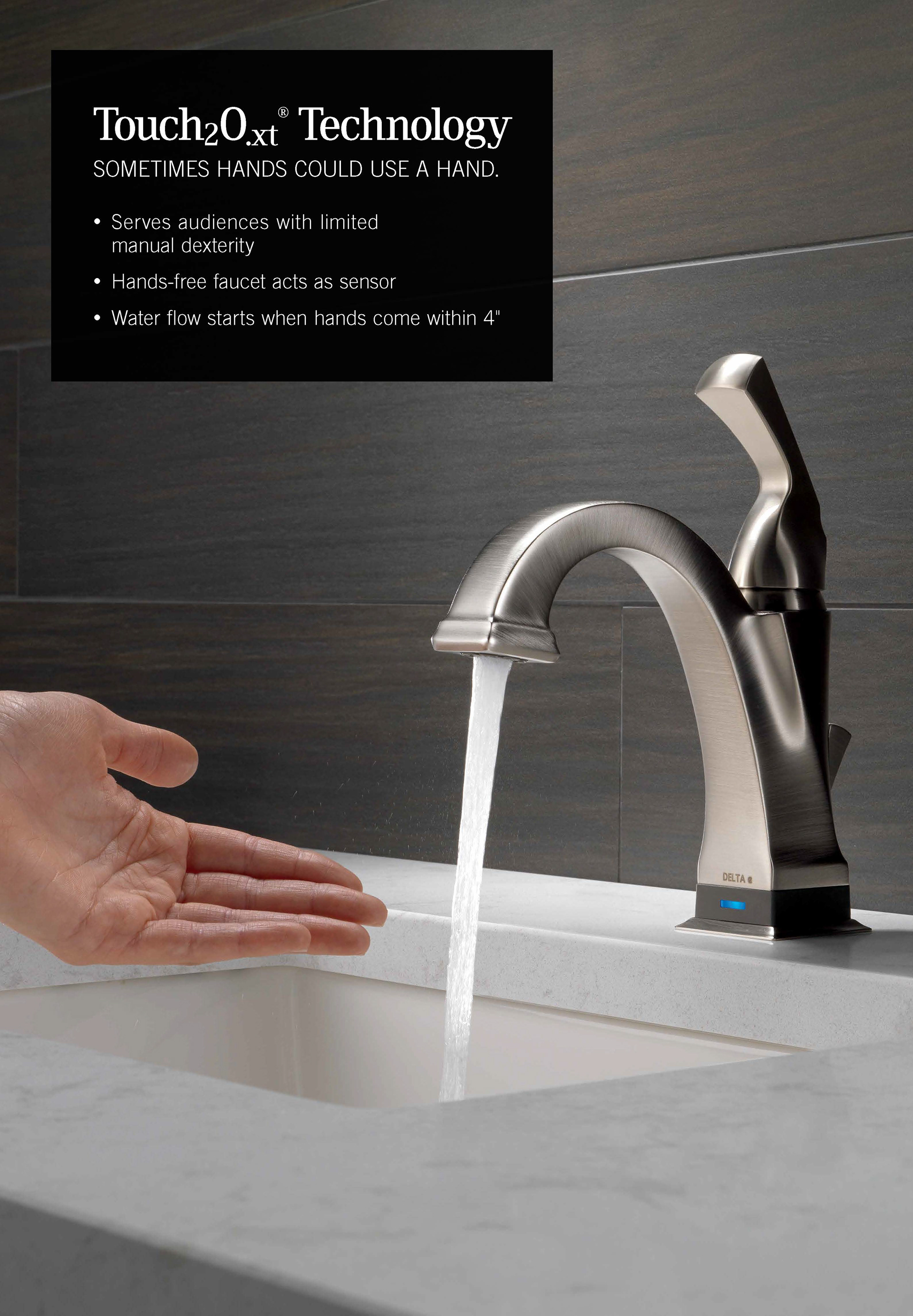Renee Wilcox - Delta Faucet Booth: Kitchen And Bath Industry Show