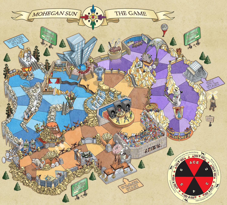 Monhegan sun casino 6