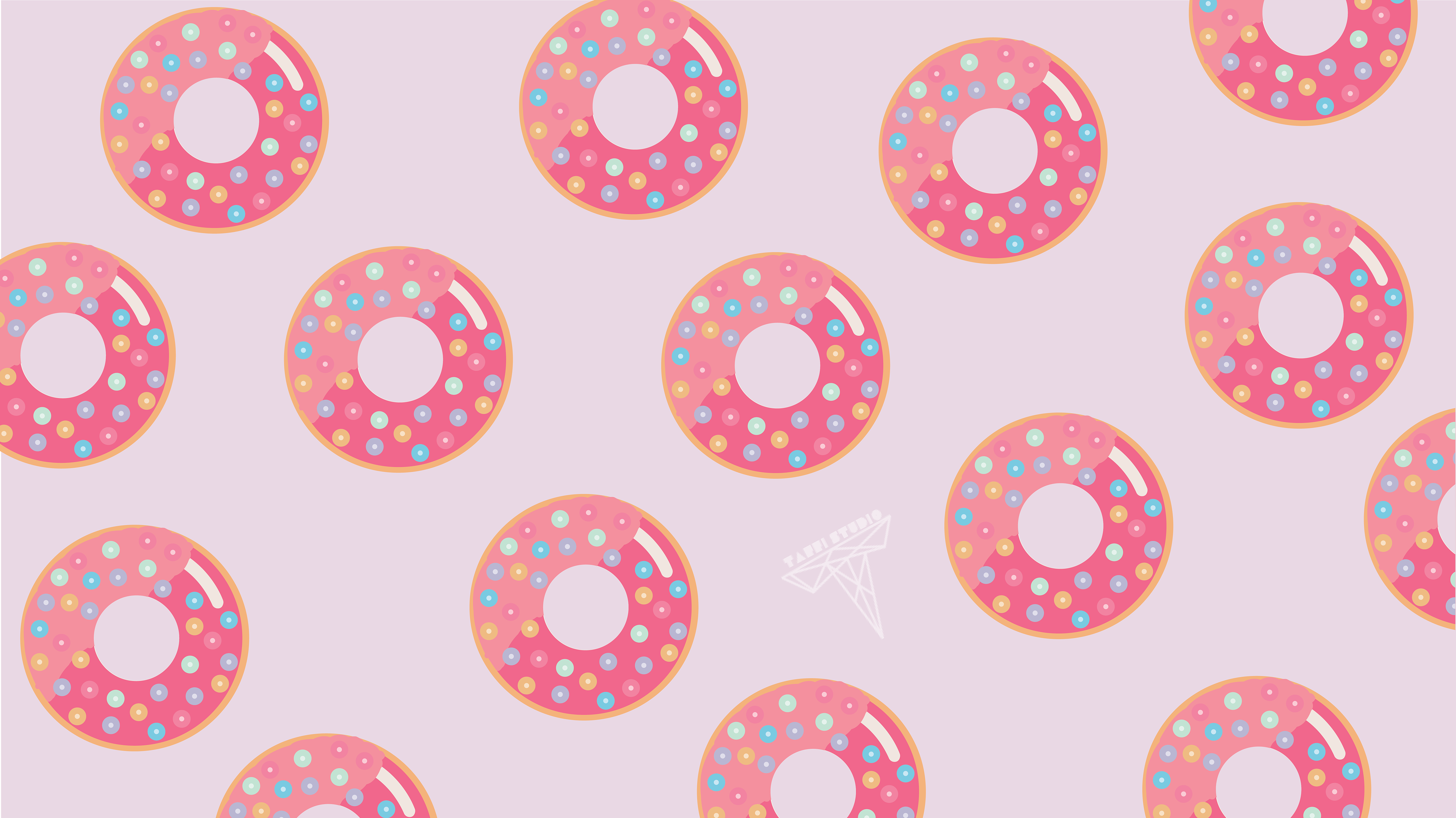 I Just Felt Like Making Donut So Did 3 Heres 1920x1080 Very Cute Wallpaper For You All Let Me Know If Use Them