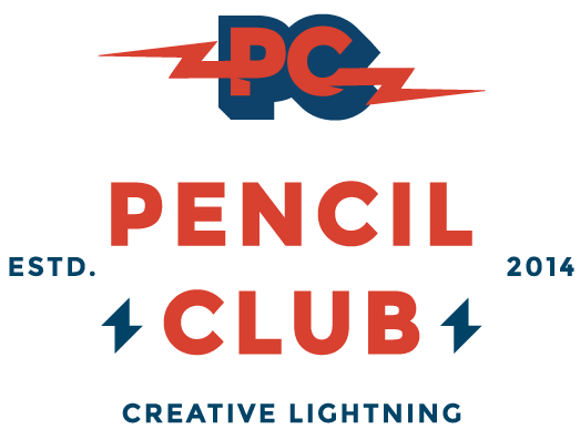 Pencil Club Design - Graphic Design and Illustration in Hickory, North Carolina.