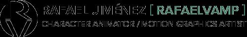 Rafael Jimenez RAFAELVAMP Character Animator Motion Graphics Artist