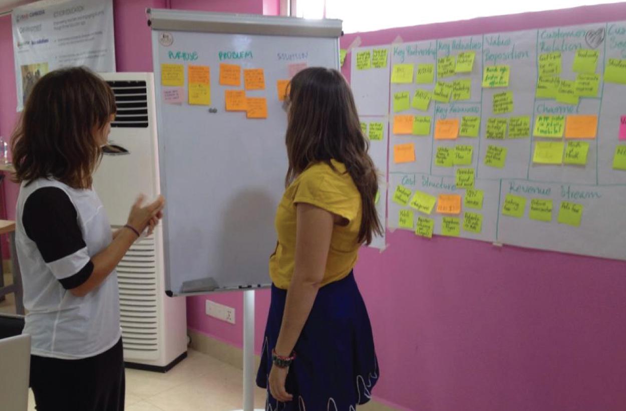 Jacinthe Boulanger Designing For Social Innovation Leadership
