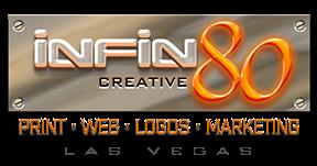 Las Vegas Logo Design Company Infin80 Creative