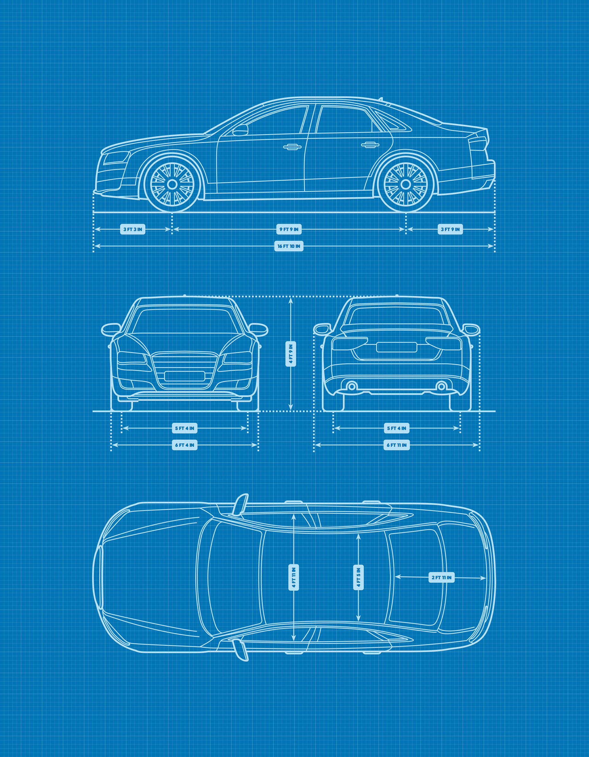 Andrei marius car blueprint car blueprint malvernweather Choice Image