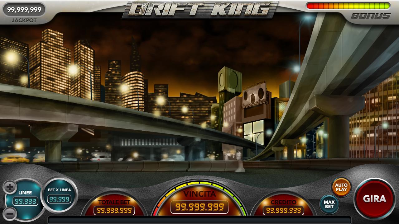 Dicky Juwono Drift King Online Slots