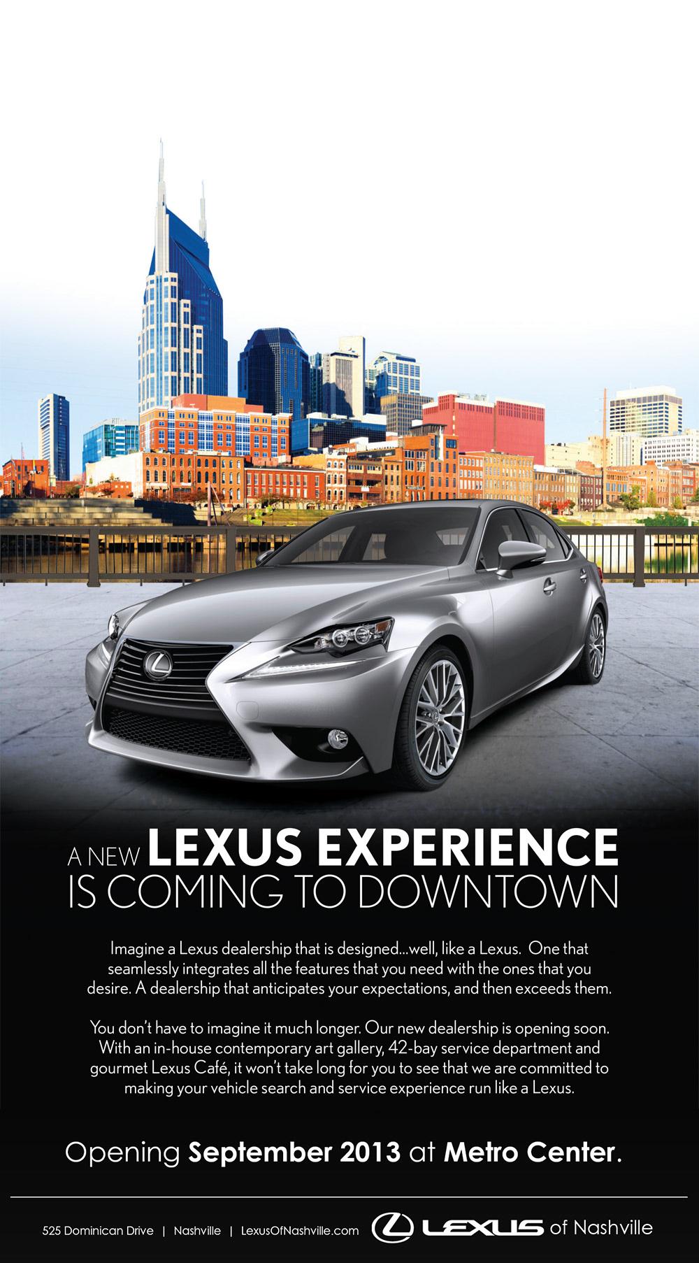 Edward Hauser - Lexus of Nashville