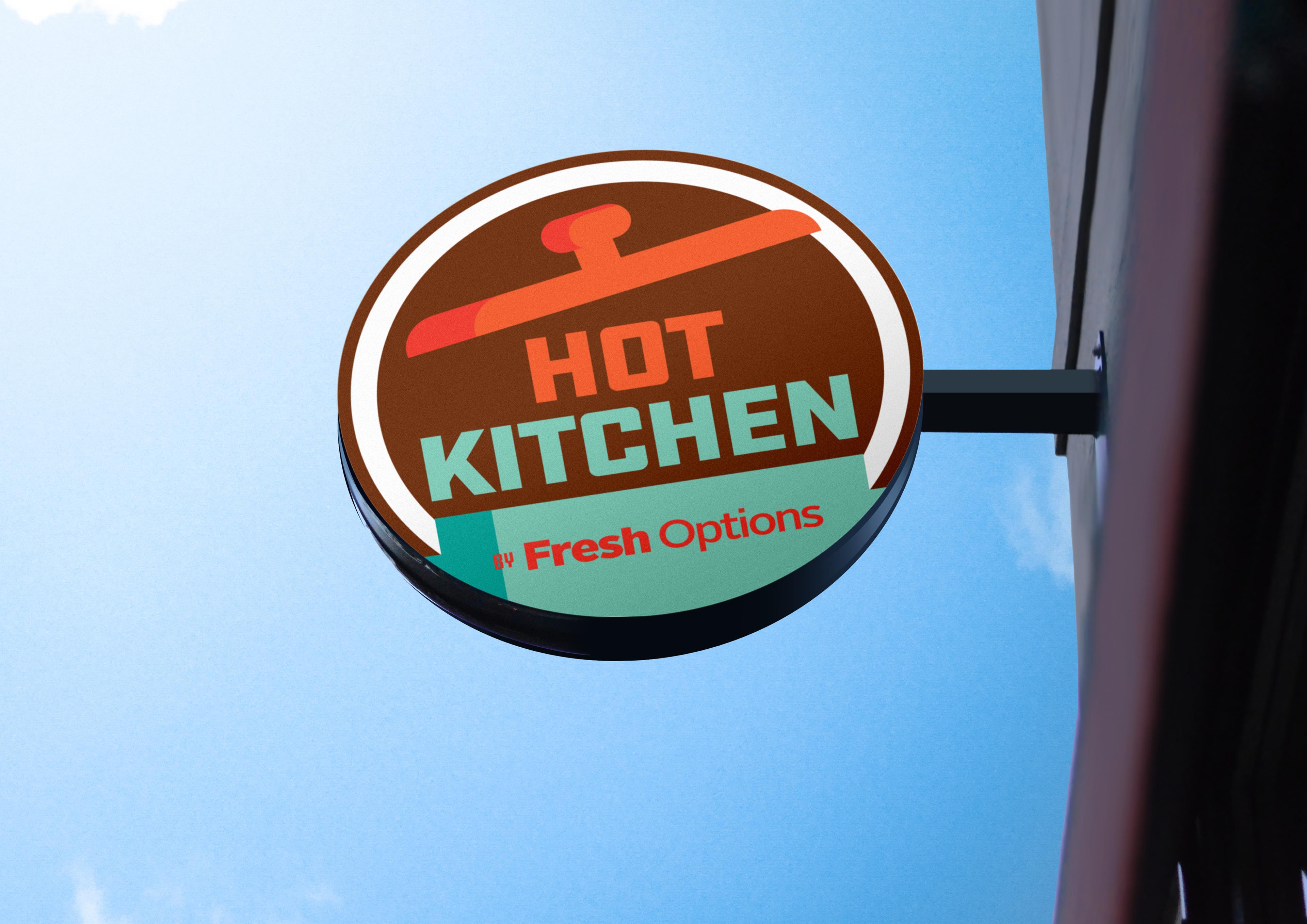 VitalStrats Creative Solutions - Hot Kitchen