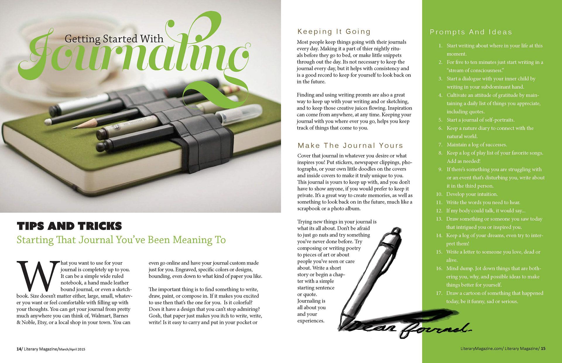 Caroline Berta - Graphic Design