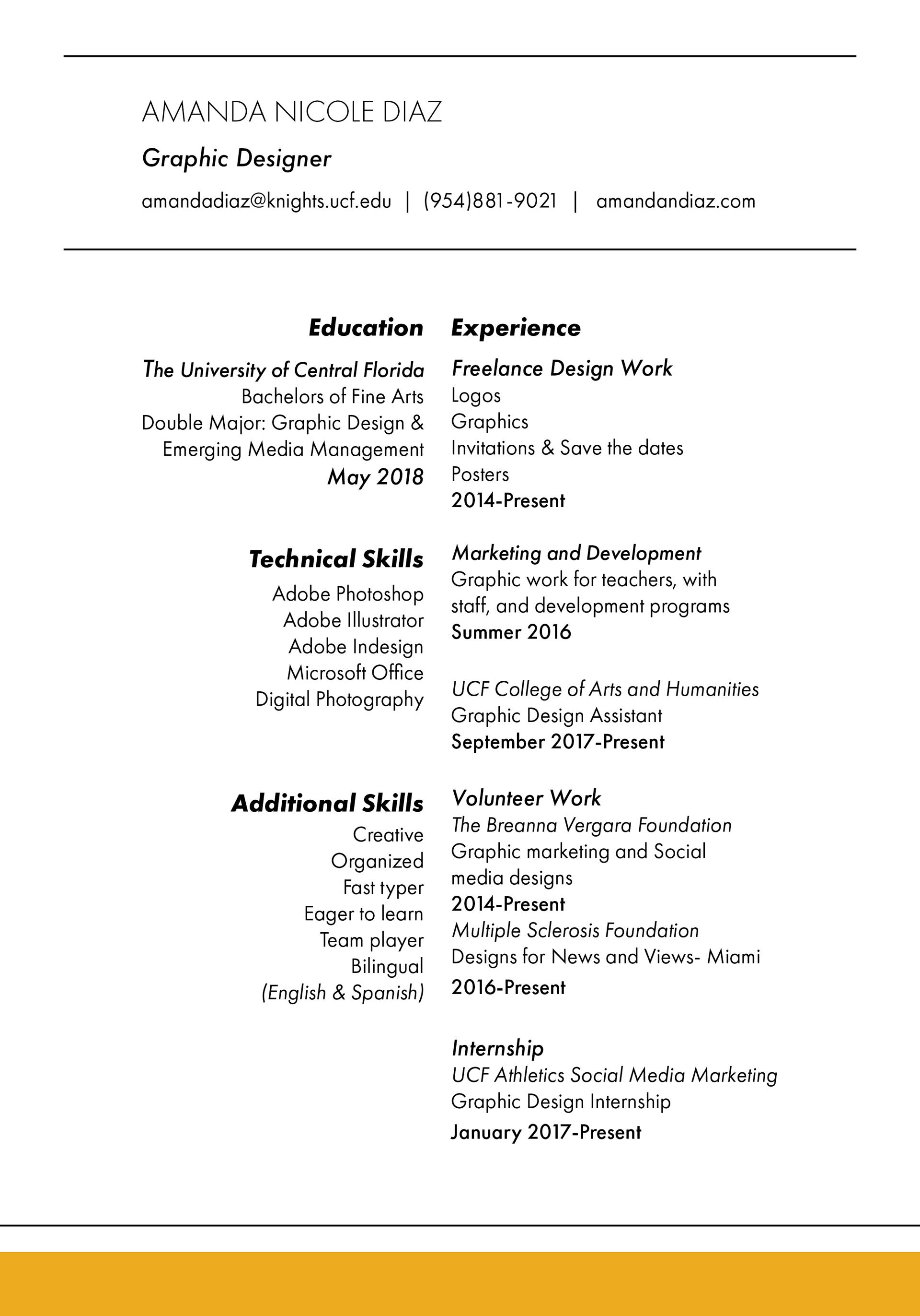 Fantastic Resume Typer Pictures Inspiration - Example Resume Ideas ...