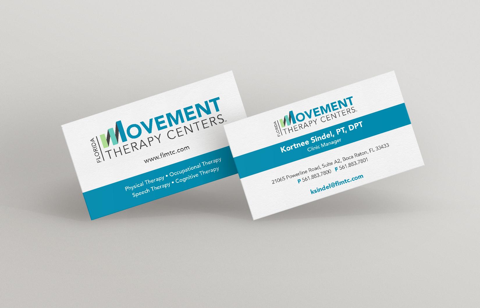 Sondra Joyce - Florida Movement Therapy Center Branding