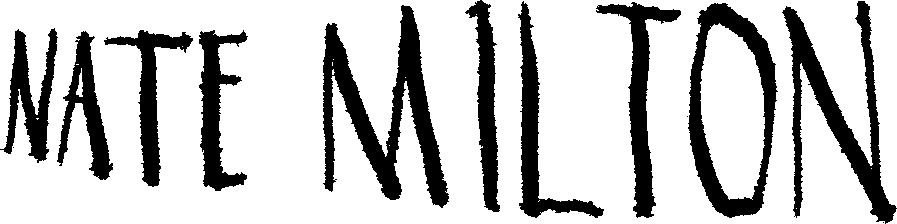 nate milton