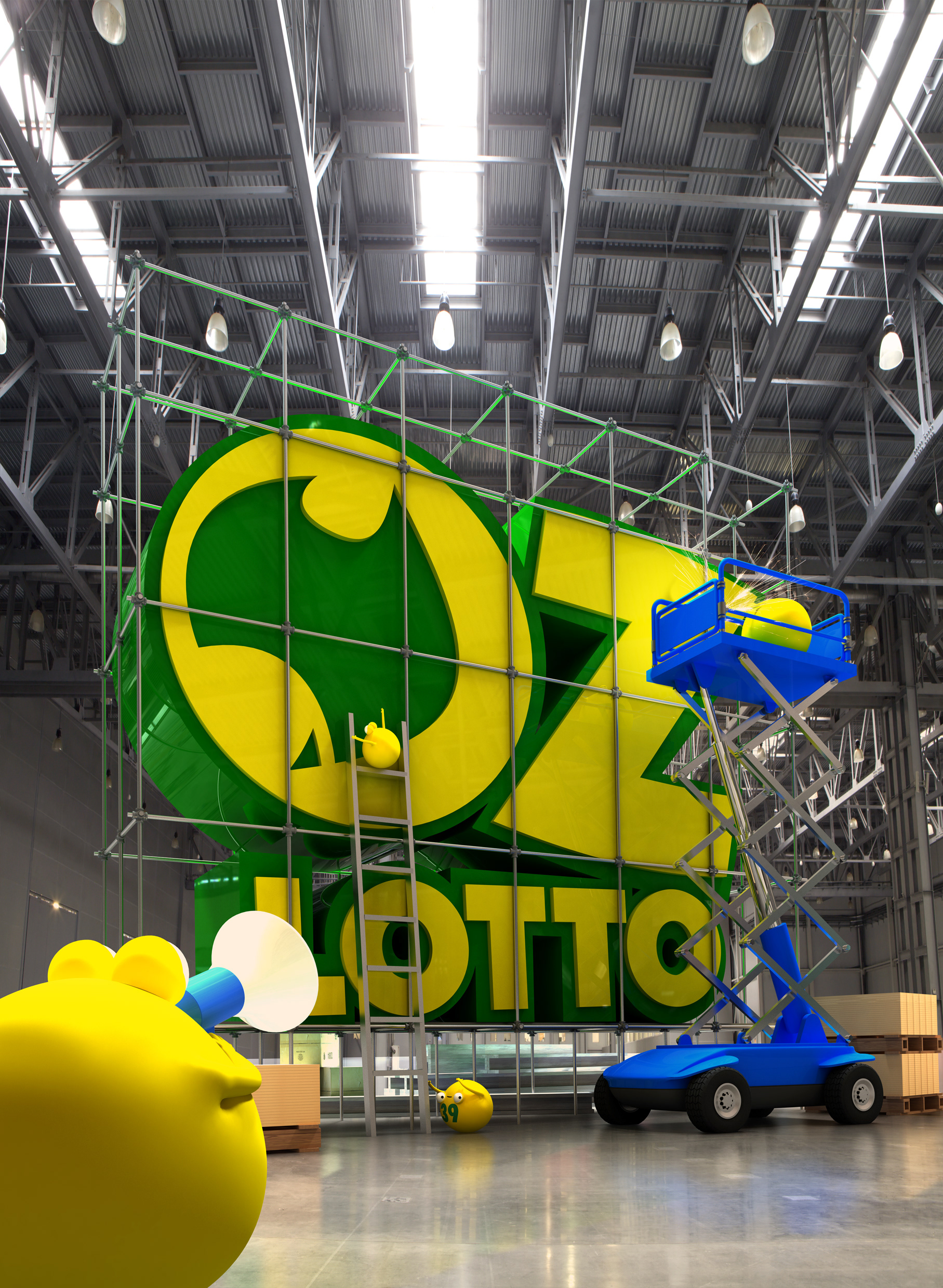 Oz Lotto Games