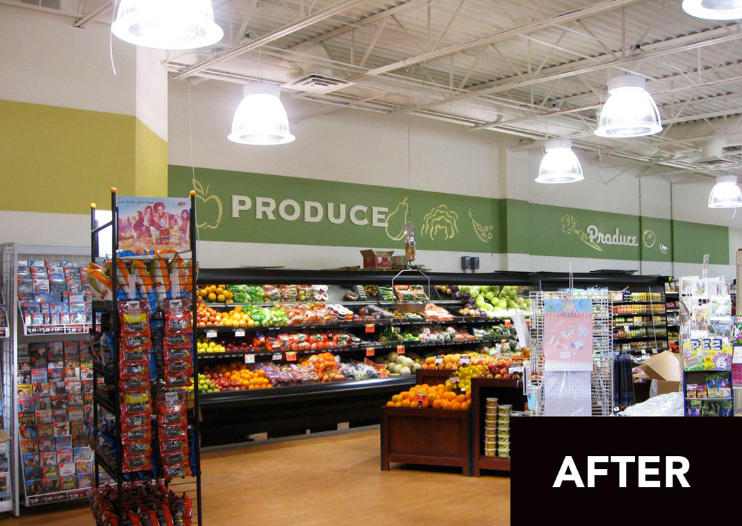Becky Ankeny Design - Jerry's Home Quality Foods