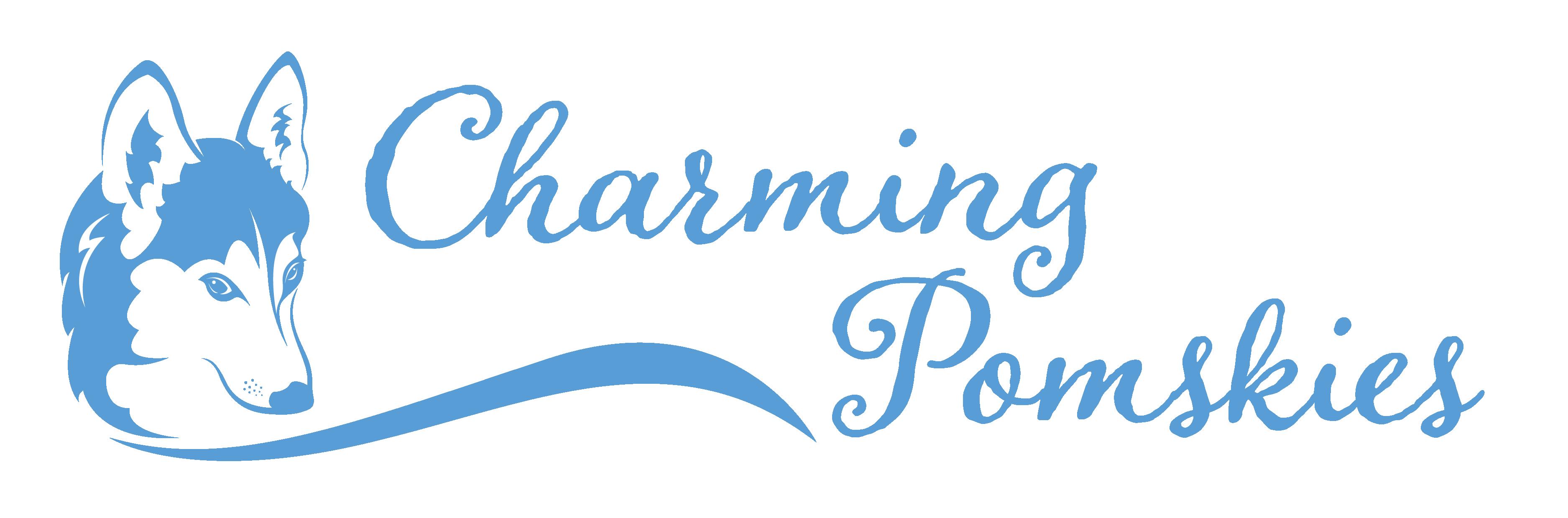 Charming Pomskies