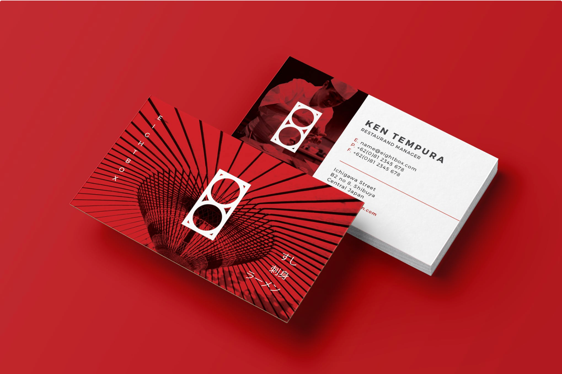 картинки на визитку дизайнер докопаться