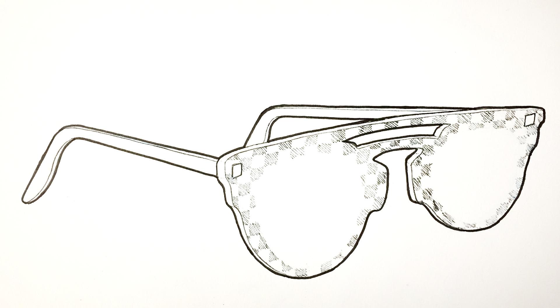 Riya Mehta - Laser Cut & 3D Printed Glasses