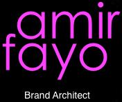 Amir Fayo | Brand Architect .