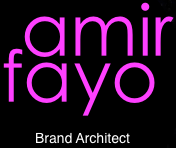 Amir Fayo | Brand Architect .