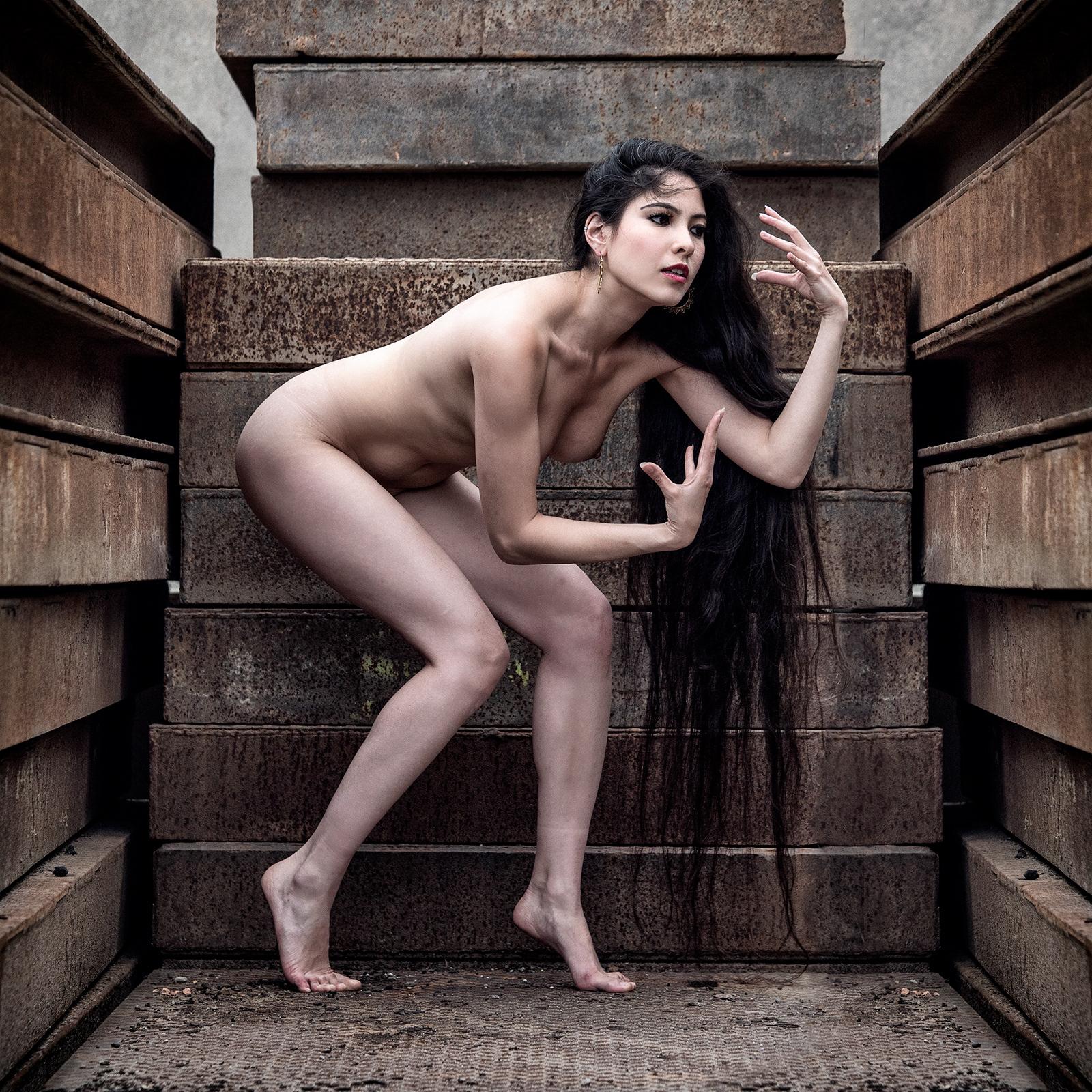 Nackt salome Beautiful role