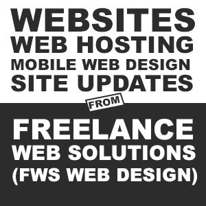 Vic Wilkshire / Freelance Web Solutions